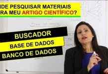 Onde Pesquisar materiais para meu Artigo Científico?