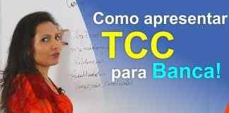 Como apresentar TCC para Banca!