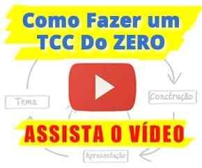 Como Fazer o TCC do Zero