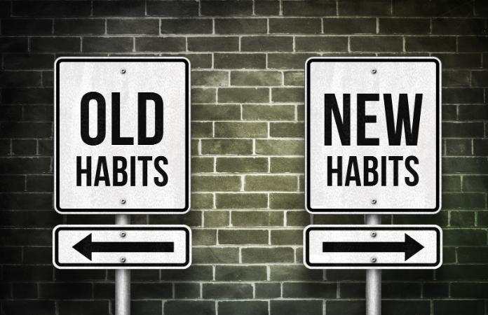 Os artigos como uma forma de se mudar hábitos