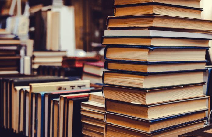 Características da publicação de livros