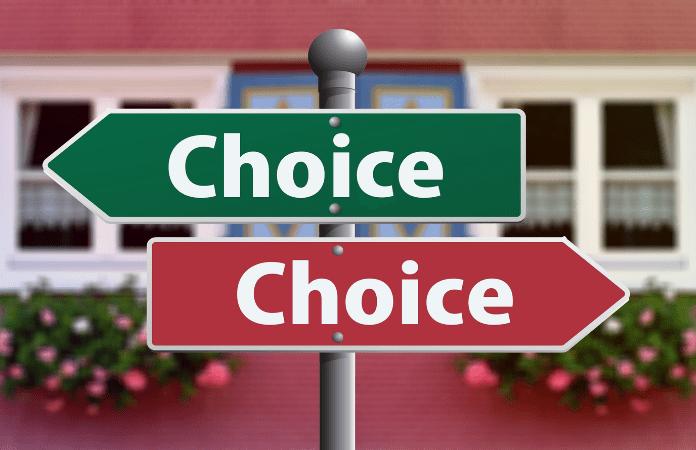A sistematização de nossas escolhas
