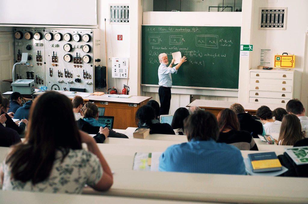 A busca pelo aperfeiçoamento do docente