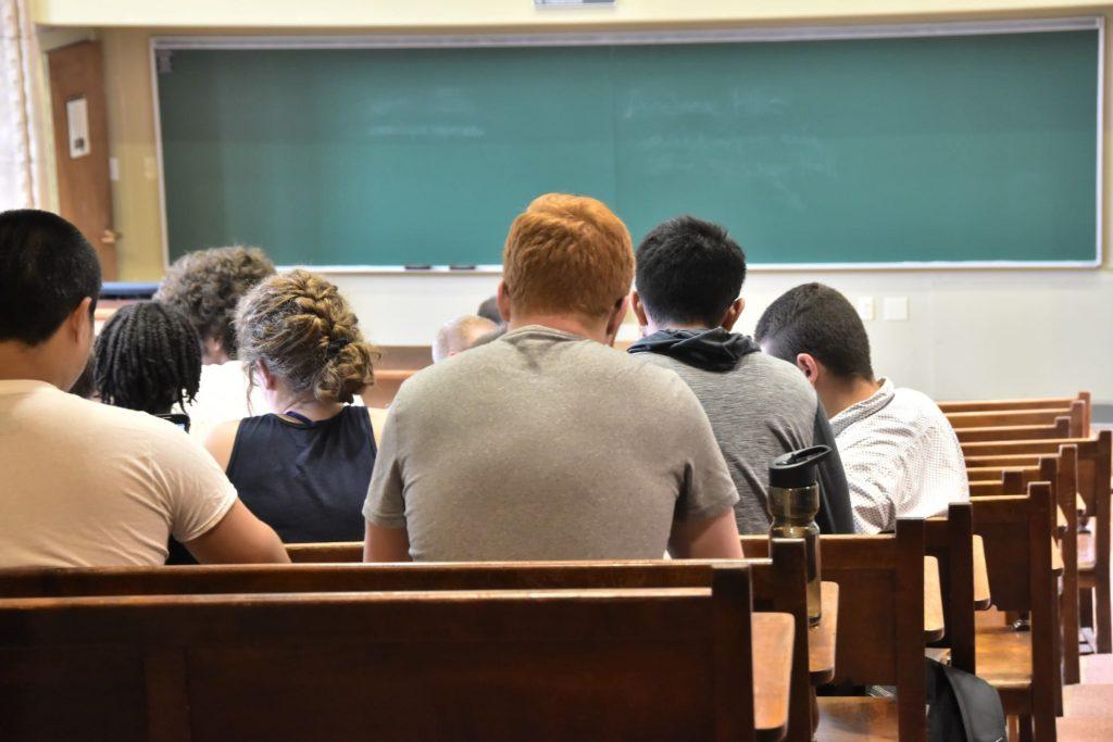 Os concursos públicos para ingresso no ensino superior