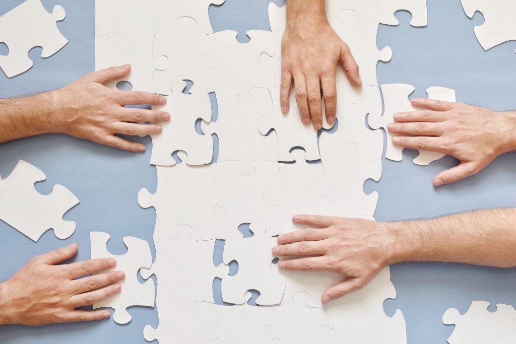 As parcerias entre instituições