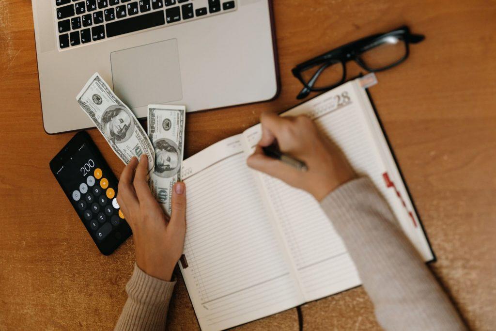 A prestação de contas