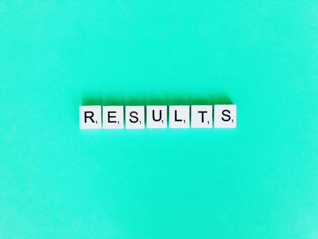 Por que publicar os resultados de um evento?