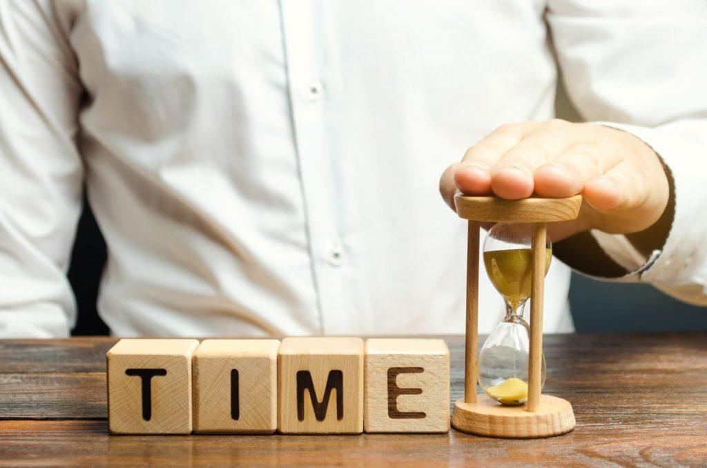 Como administrar o tempo em uma apresentação?