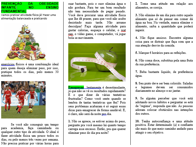 -1 opuscolo informativo