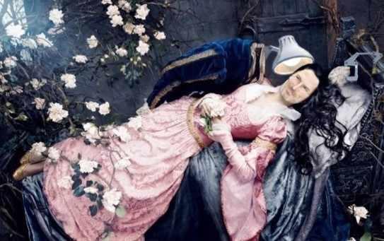 Vanessa Hudgens e Zac Efron viram Bela Adormecida e Príncipe Felipe