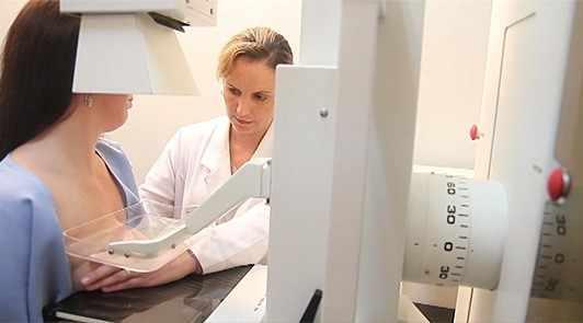 Figura 1 - Mamografia Digital