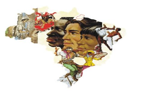 Diversidade Cultural: Cultura estampada nas vestes, na pele, nos gestos, nas cores, nos objetos utilizados e nos movimentos realizados. Fonte: http://educador.brasilescola.com/estrategias-ensino/a-diversidade-cultural-brasileira-sala-aula.htm