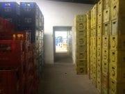 Fotografia do ambiente interno da distribuidora de bebidas. Fonte: Autor do estudo de caso