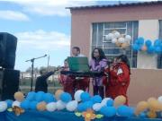 aniversário da Escola Presidente João Goulart. Fonte: Arquivo da autora - 2012