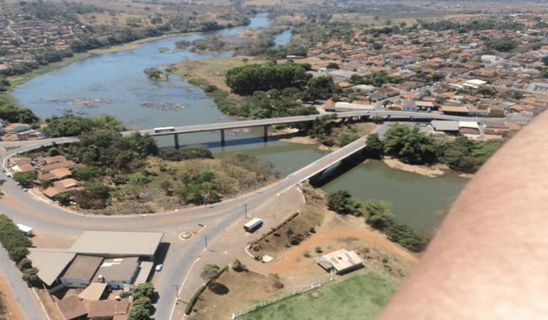 Figura 11: Proximidade das Pontes. Fonte: Claúdio Barcelos.