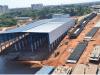 Figura 22 - Estágio final da construção do novo estaleiro. Fonte: Beconal