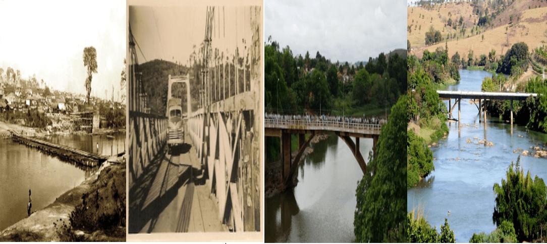 Figura 5: Evolução das Pontes. Fonte: Claúdio Barcelos.
