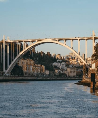 Figura 6: Ponte Arrábida. Fonte: Google Imagens