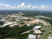 Figura 1 - Fábricas do Distrito Industrial de Manaus. Fonte: Suframa (2010).