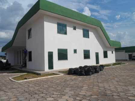 Figure 1- Building Headquarters of Alc-Boa Vista (2015)