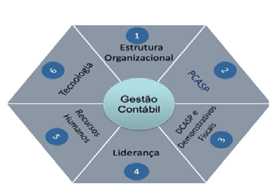 Figure 1 - Proposal of the New Accounting Management. Fonte: Feijó, 2012.