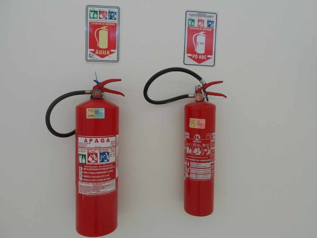 Figure 3 - Fire extinguishers (2015)