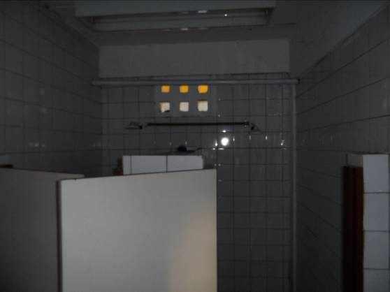Figura 33 – Área de ventilação e iluminação natural insuficiente.