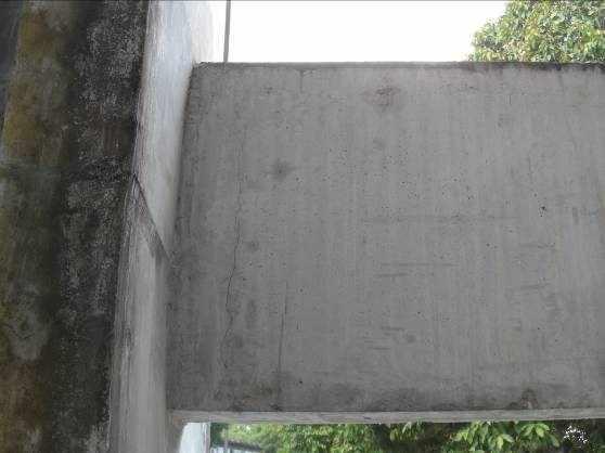 Figura 58 – Fissura 90º em viga de concreto