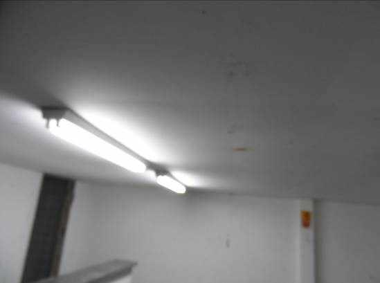 Figura 75: Luminárias do Salão