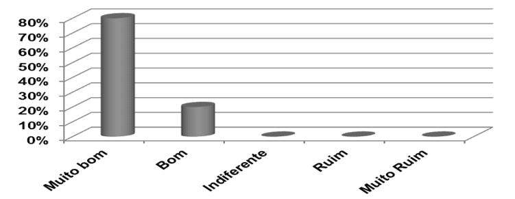 Gráfico 4 – Como avaliam Euler Fuad Nejm como empreendedor. Fonte: Dados da pesquisa (2016)