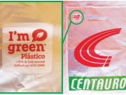 Figura 1 – Sacola de produtos da Centauro. Fonte: Elaborada pelo Autor