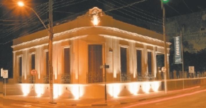 Figura 2 – Memorial João Goulart. Fonte: Arquivos eletrônicos da Prefeitura Municipal de São Borja