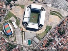 Figura 4 - Localização. Fonte: Google Earth