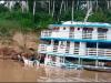 Figura 5 – Naufrágio de Embarcação no rio Madeira. Fonte: Portal Edylma Radialista