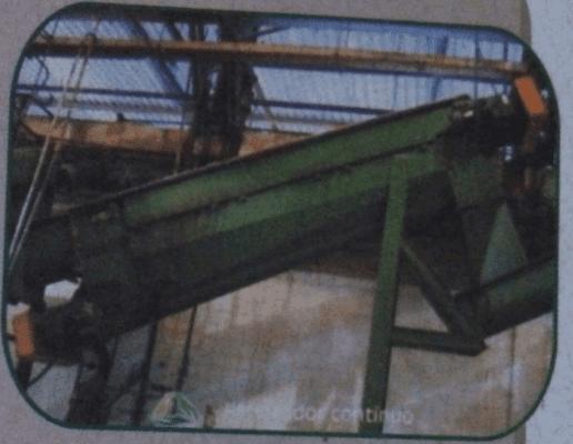 Figura 10: Percolador Contínuo. Fonte: Catálogo disponibilizado pela empresa Grande Rio Reciclagem Ambiental