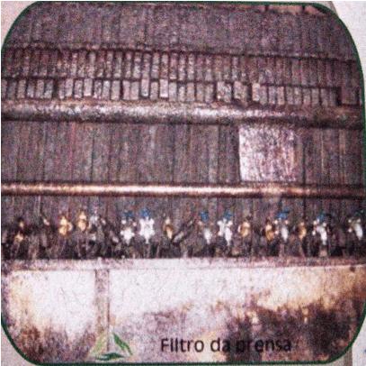 Figura 23: Filtro Prensa - Fonte: Catálogo disponibilizado pela empresa Grande Rio Reciclagem Ambiental
