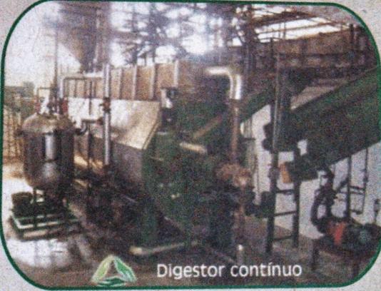Figura 9: Digestor Contínuo. Fonte: Catálogo disponibilizado pela empresa Grande Rio Reciclagem Ambiental