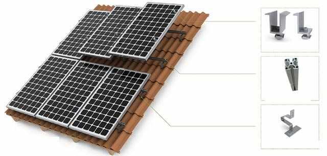 como montar um sistema de energia solar