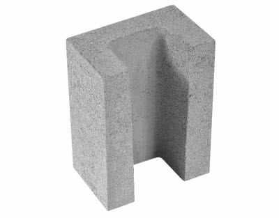 Blocos de concreto elétricos e hidráulicos